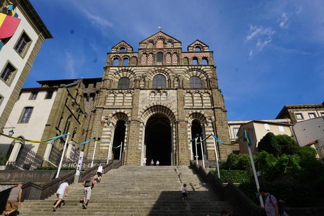 ル・ピュイの大聖堂