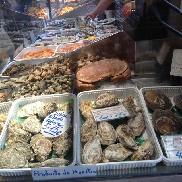 サンミゲール市場