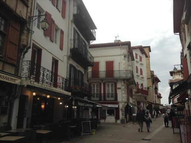 フランス・バスクの街、サンジャン・デ・リューズ