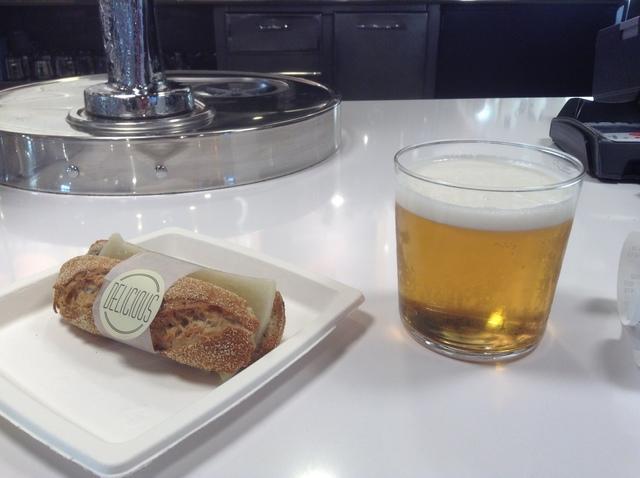 ビール、カーニャ